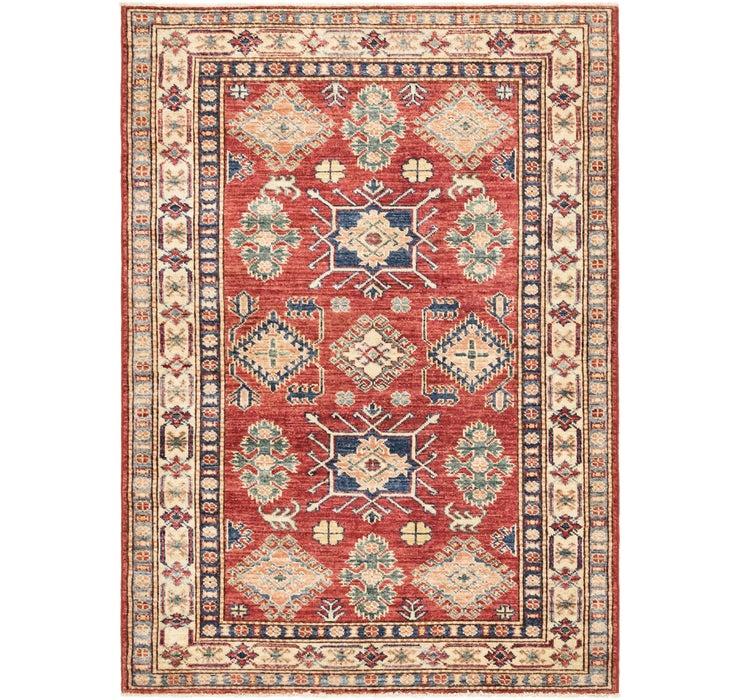 3' 7 x 5' Kazak Oriental Rug