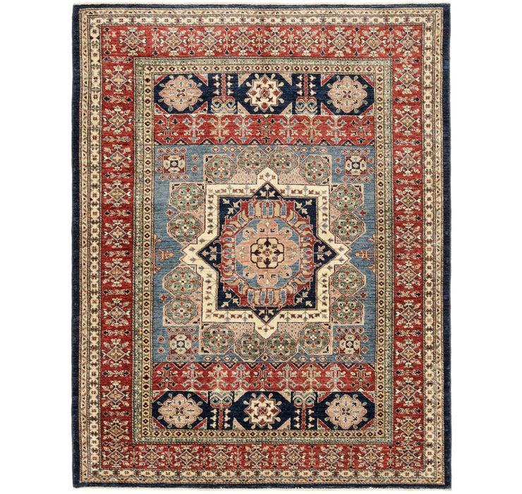 5' x 6' 5 Kazak Oriental Rug