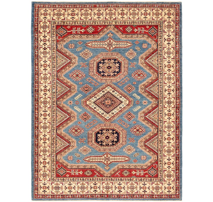 5' x 7' Kazak Oriental Rug