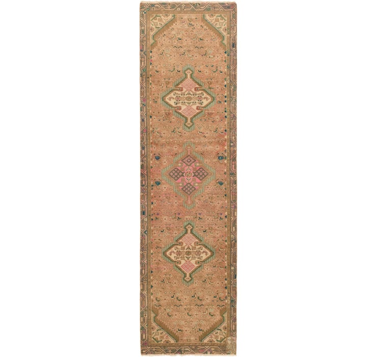 2' 5 x 8' 11 Ultra Vintage Persian R...
