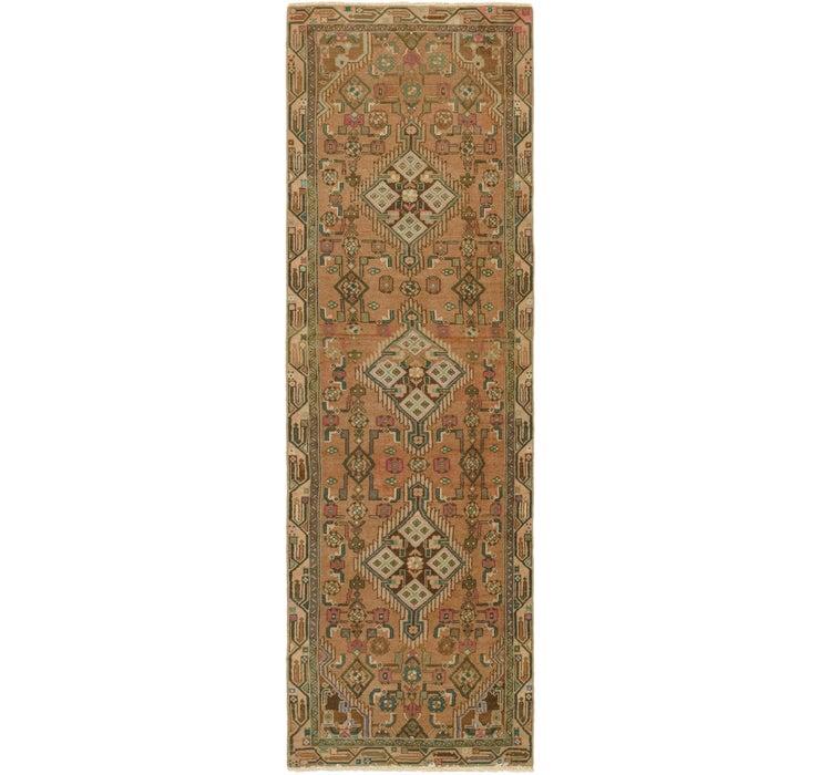3' x 9' 9 Ultra Vintage Persian R...