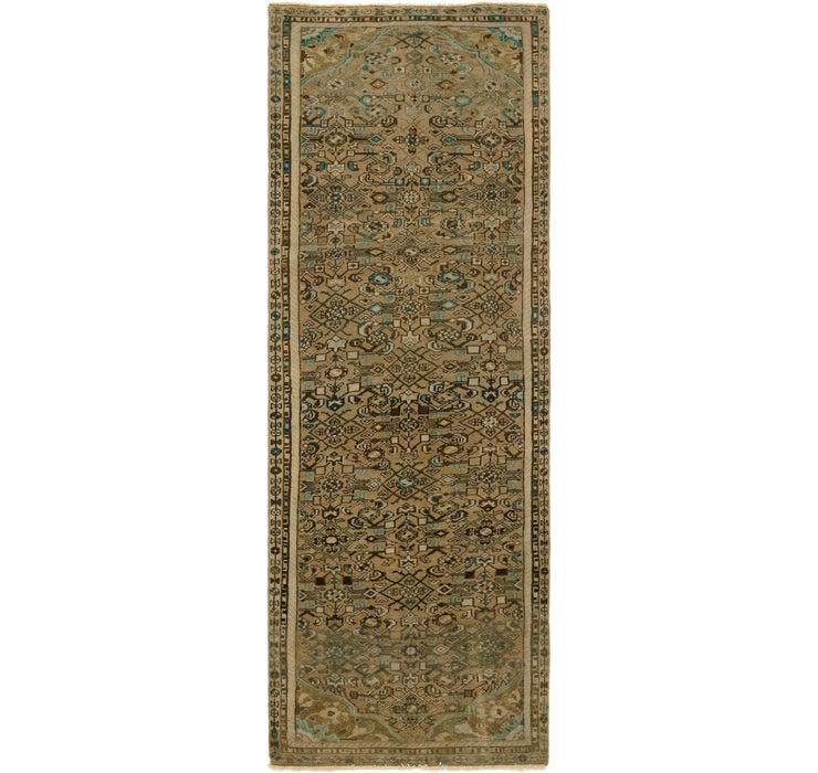 3' 1 x 9' 9 Ultra Vintage Persian R...