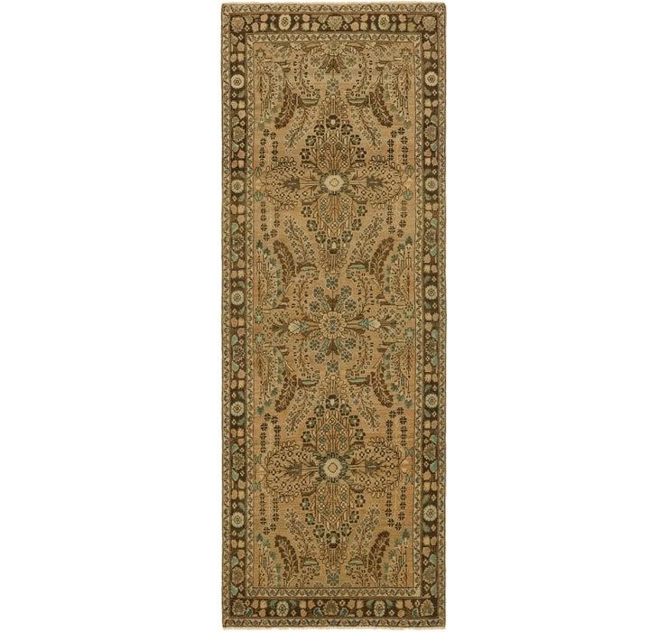 3' 4 x 10' 2 Ultra Vintage Persian R...