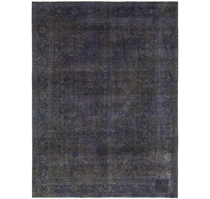 287cm x 385cm Ultra Vintage Persian Rug