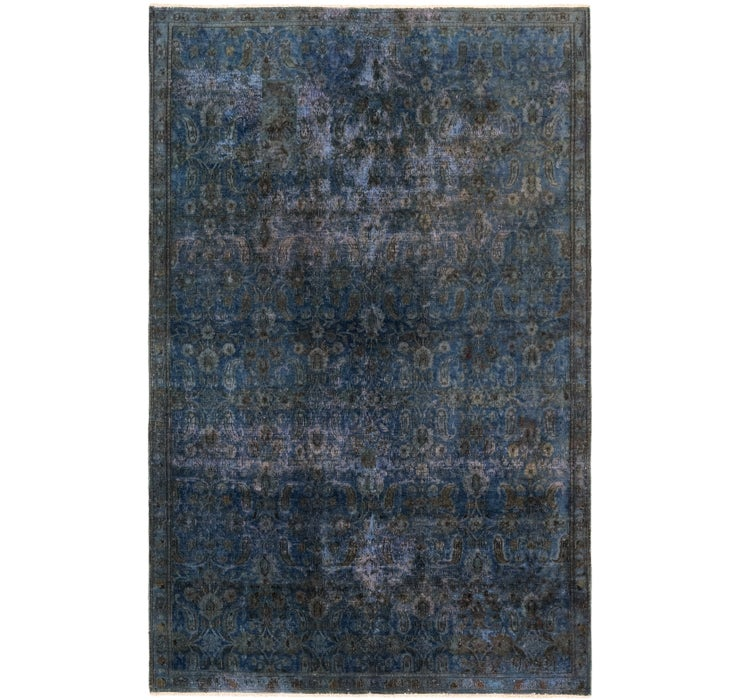 152cm x 245cm Ultra Vintage Persian Rug