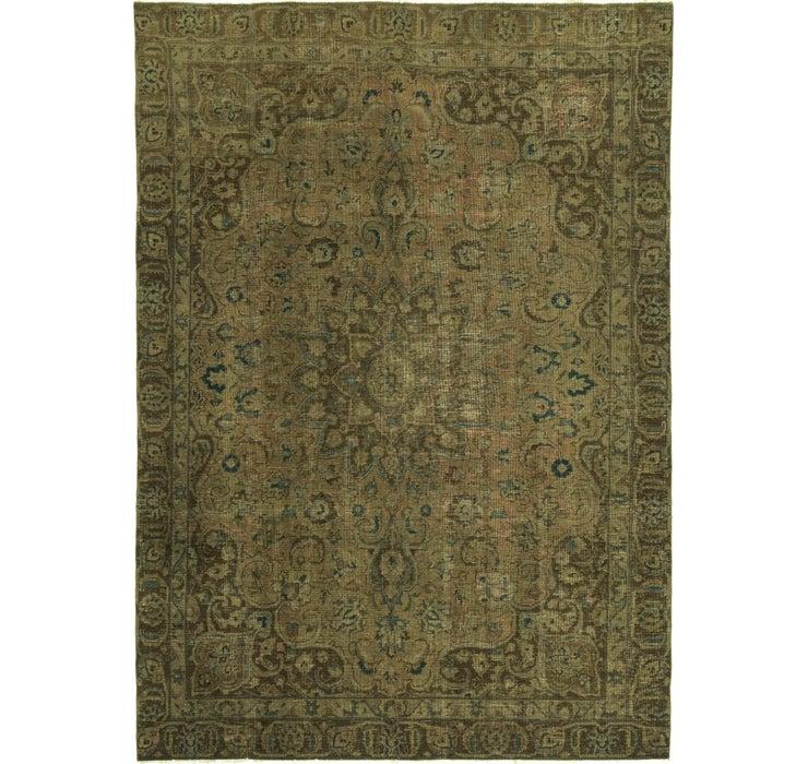 7' 2 x 10' 4 Ultra Vintage Persian Rug