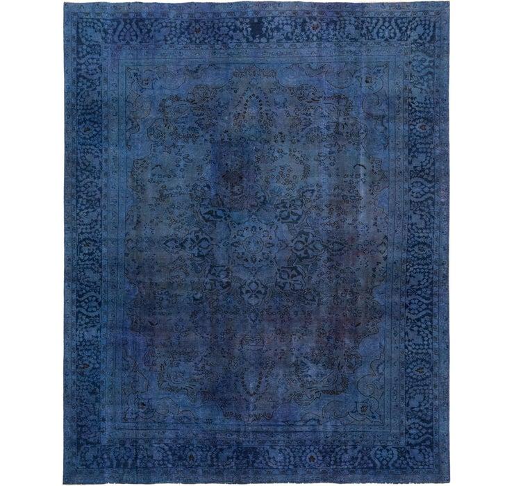 9' 5 x 11' 9 Ultra Vintage Persian Rug