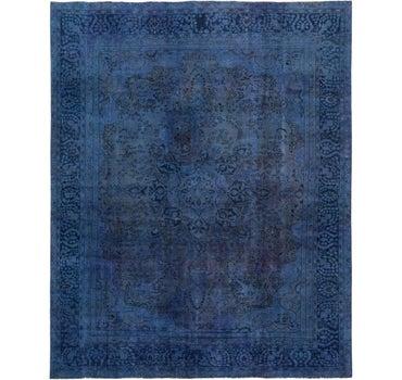 9' 5 x 11' 9 Ultra Vintage Persian Rug main image