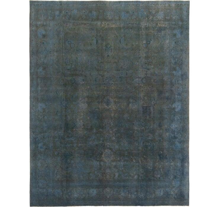 9' 10 x 12' 8 Ultra Vintage Persian Rug