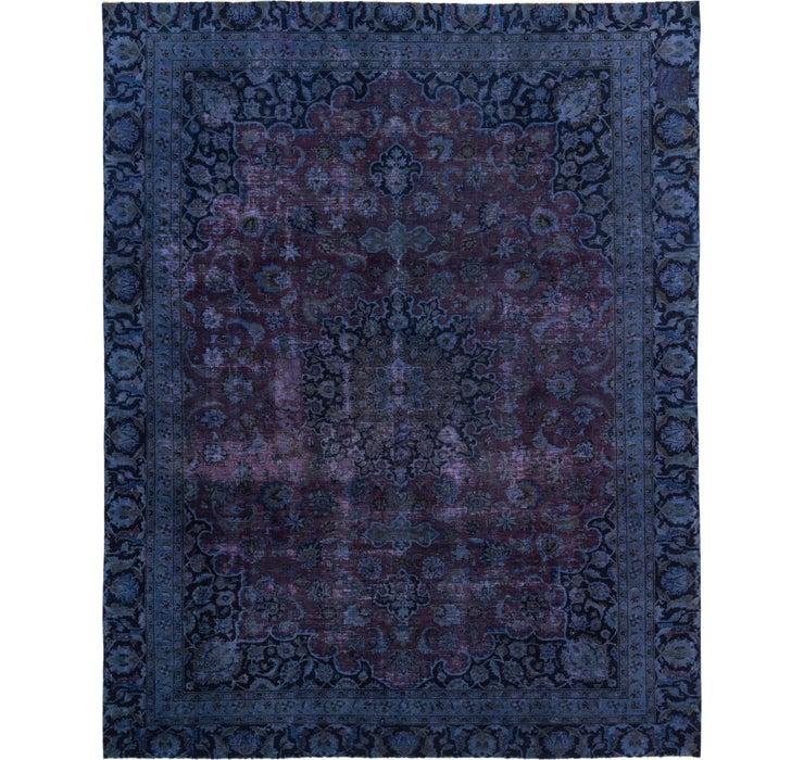 9' x 11' 4 Ultra Vintage Persian Rug