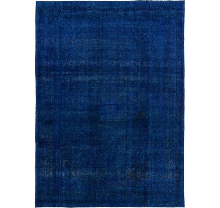 9' 1 x 12' 7 Ultra Vintage Persian Rug