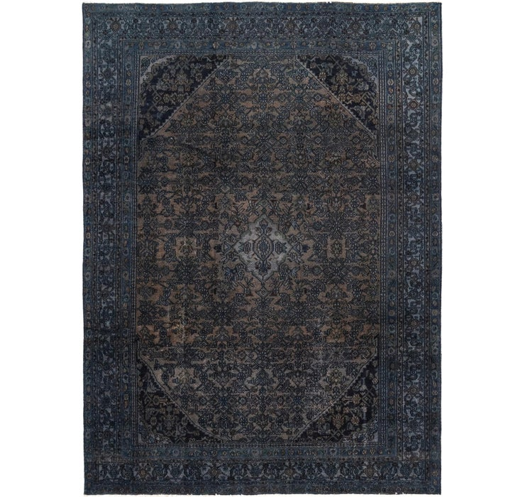 255cm x 353cm Ultra Vintage Persian Rug