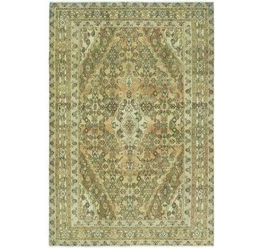 6' 8 x 10' 1 Ultra Vintage Persian Rug main image