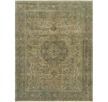 9' 7 x 12' 7 Ultra Vintage Persian Rug main image