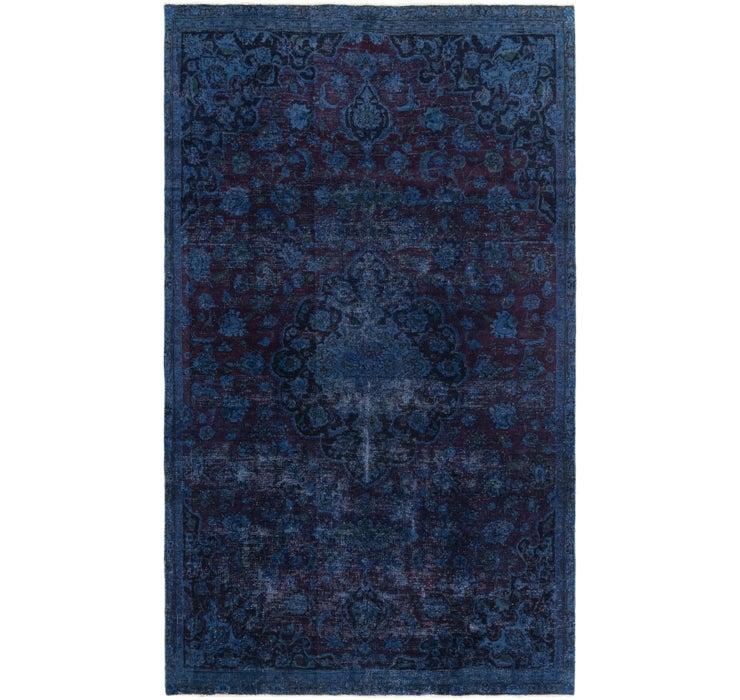 173cm x 300cm Ultra Vintage Persian Rug
