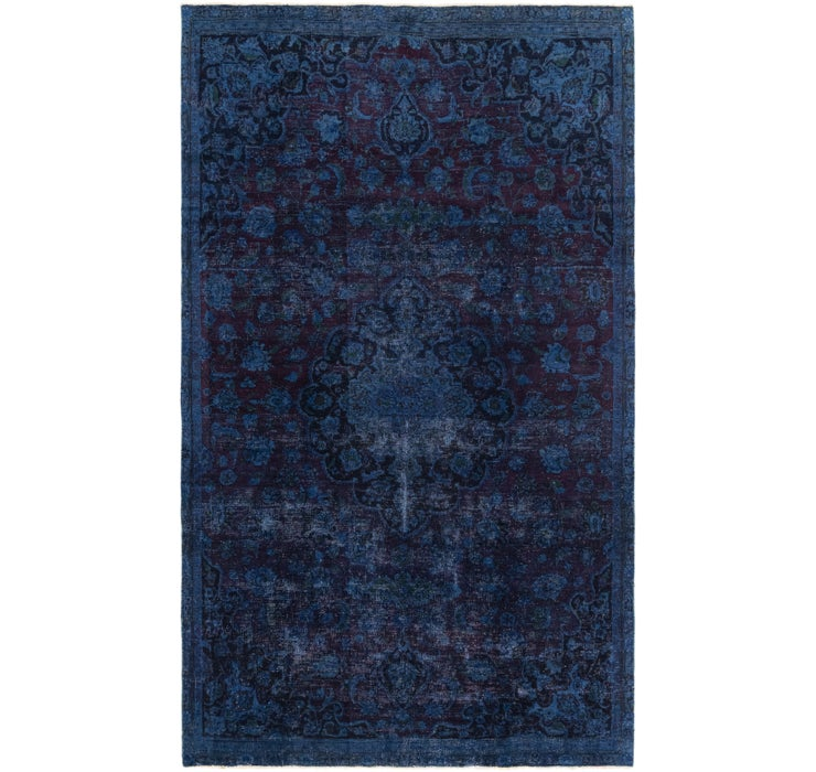 Image of 5' 8 x 9' 10 Ultra Vintage Persian Rug