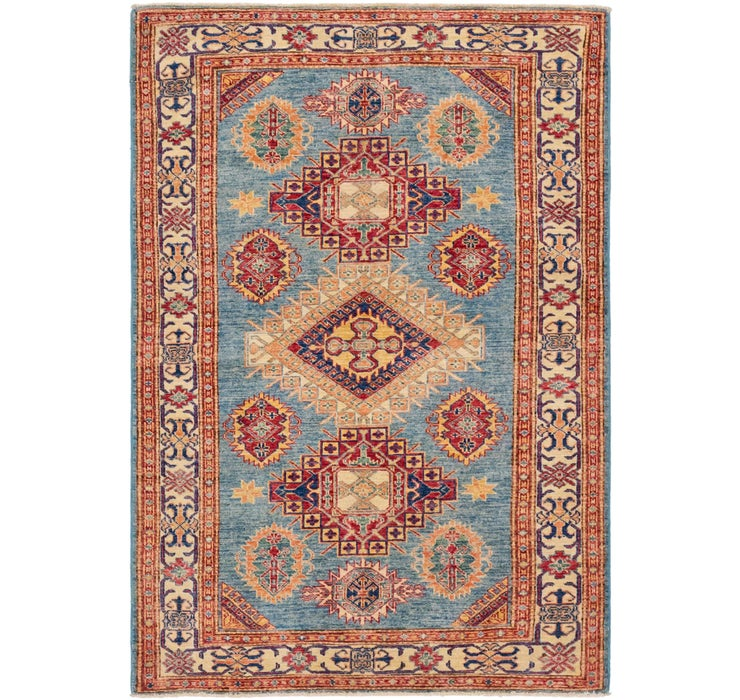 3' 10 x 5' 6 Kazak Oriental Rug