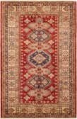 3' 10 x 6' 1 Kazak Oriental Rug thumbnail