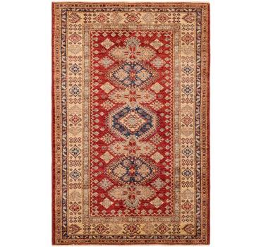 3' 10 x 6' 1 Kazak Oriental Rug main image
