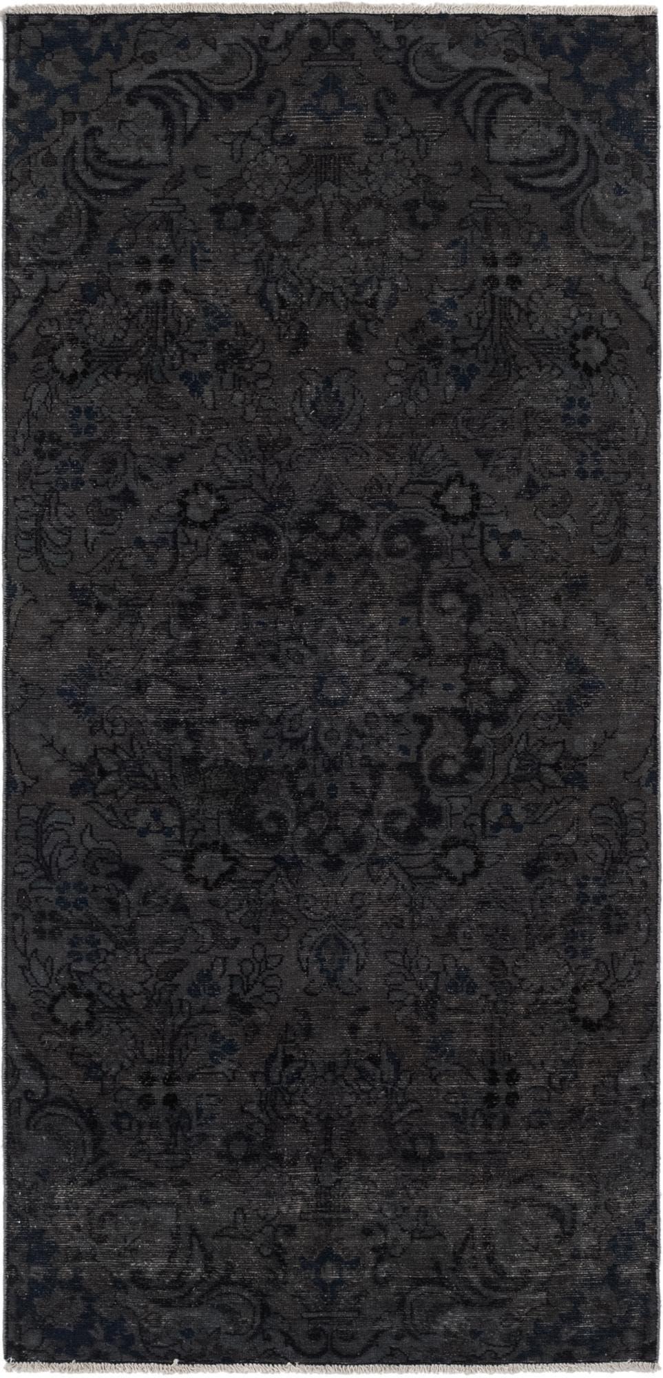 3' 6 x 7' 5 Ultra Vintage Persian Runner Rug main image