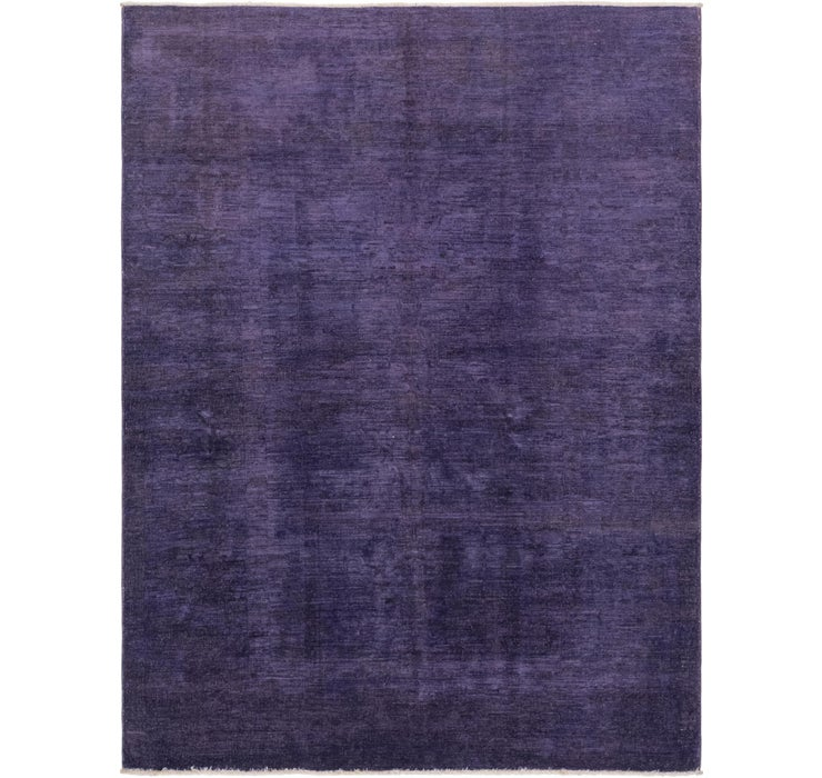 5' 4 x 7' 2 Over-Dyed Ziegler Rug