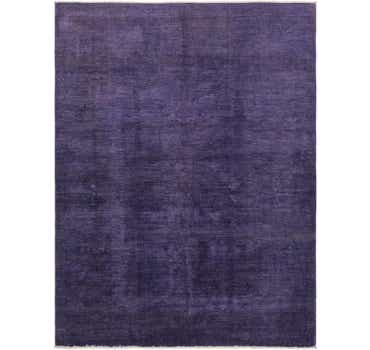 Image of 5' 4 x 7' 2 Over-Dyed Ziegler Rug