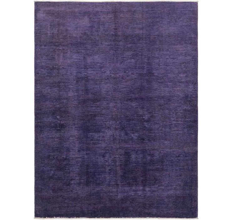 5' 4 x 7' 2 Over-Dyed Ziegler Rug