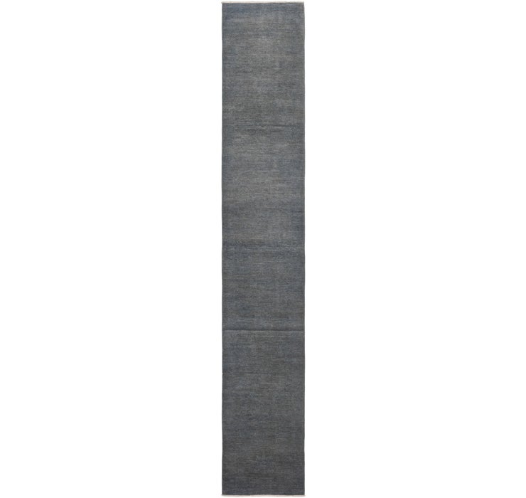 70cm x 475cm Over-Dyed Ziegler Runne...
