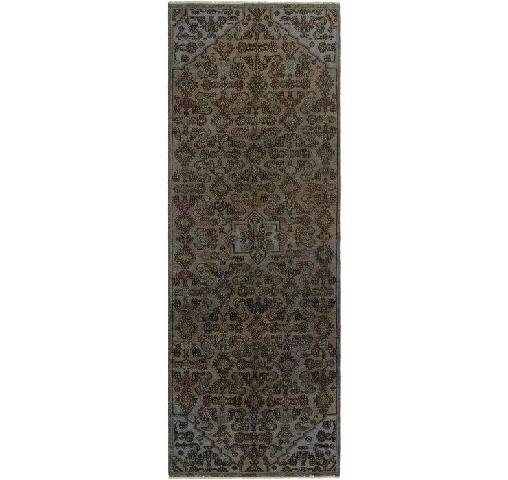 3' x 8' 11 Ultra Vintage Persian R...