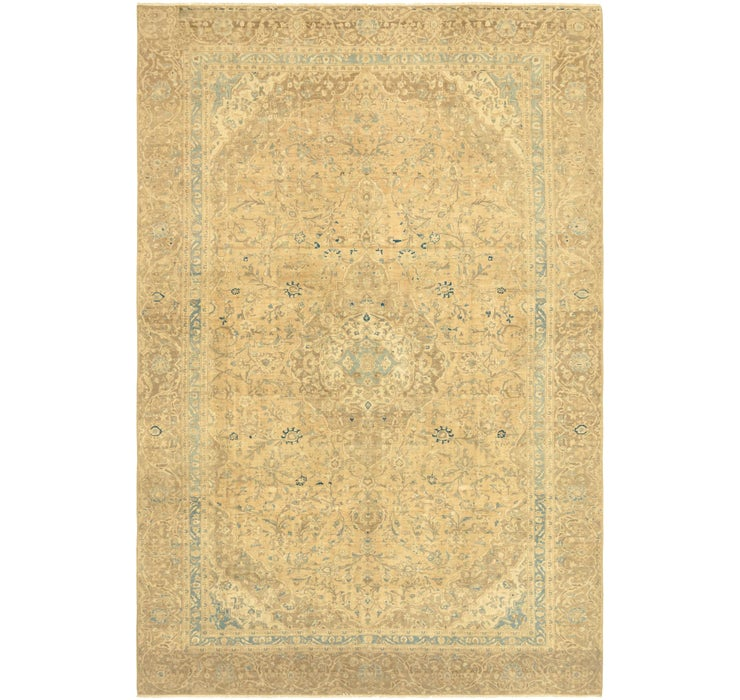 287cm x 440cm Ultra Vintage Persian Rug