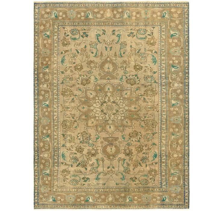 7' 8 x 10' 7 Ultra Vintage Persian Rug