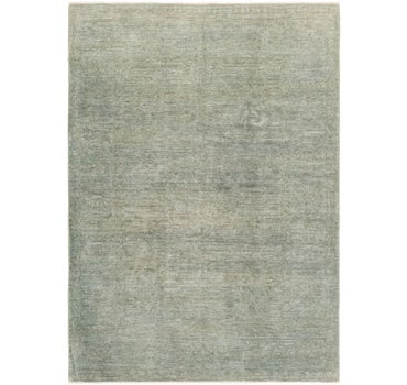 4' x 5' 7 Over-Dyed Ziegler Rug main image