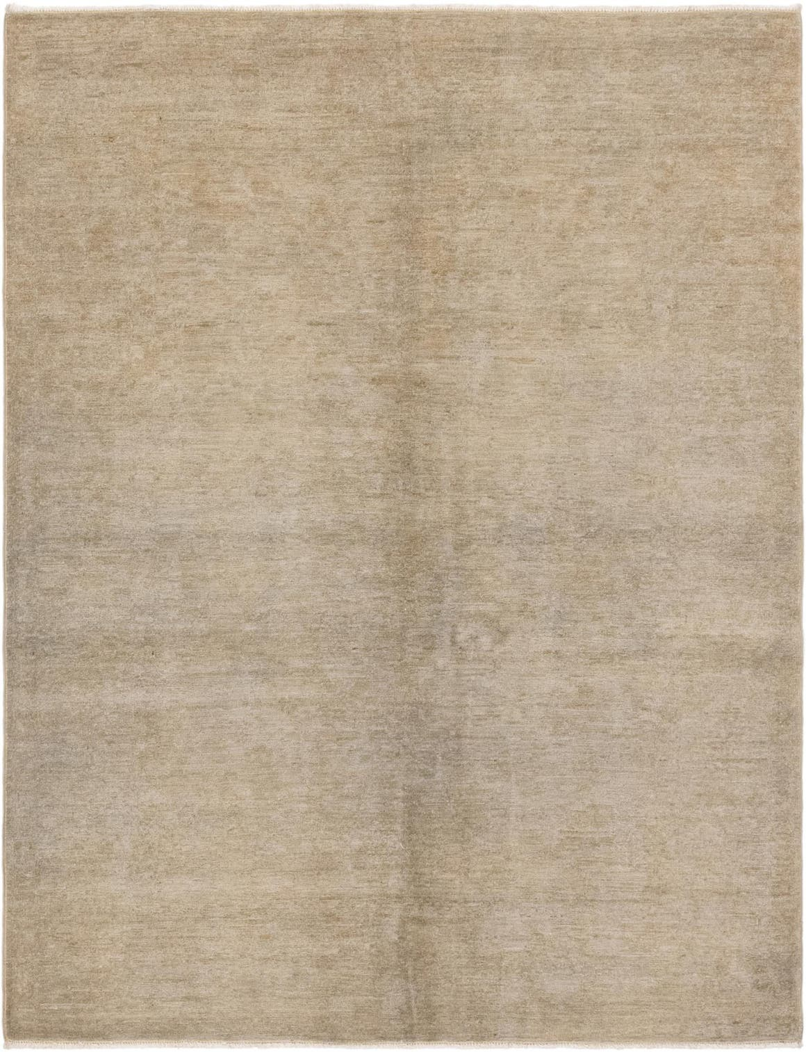 4' 8 x 6' 2 Over-Dyed Ziegler Rug main image