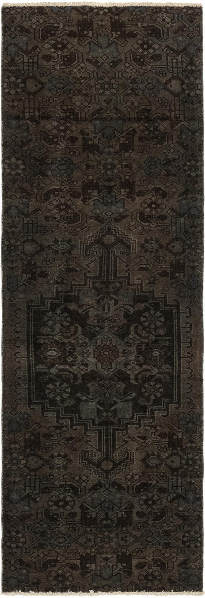 2' 5 x 7' 6 Ultra Vintage Persian Runner Rug main image