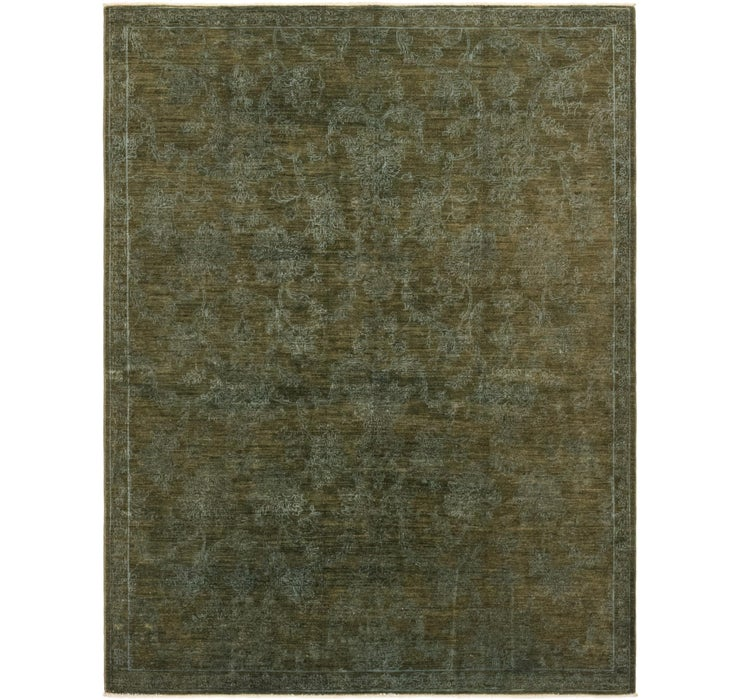 5' 7 x 7' 4 Over-Dyed Ziegler Rug
