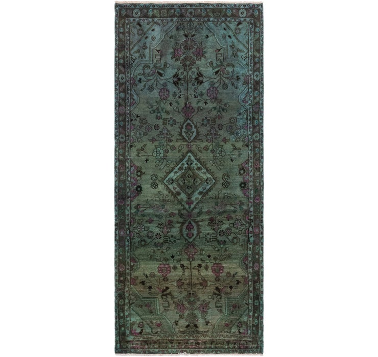 Image of 3' 2 x 8' Ultra Vintage Persian R...