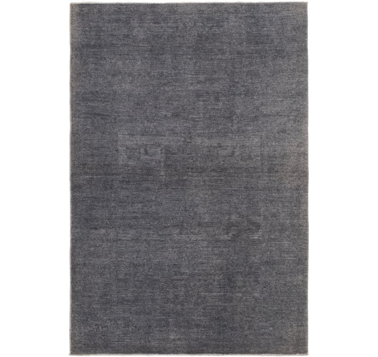 4' x 6' Over-Dyed Ziegler Rug