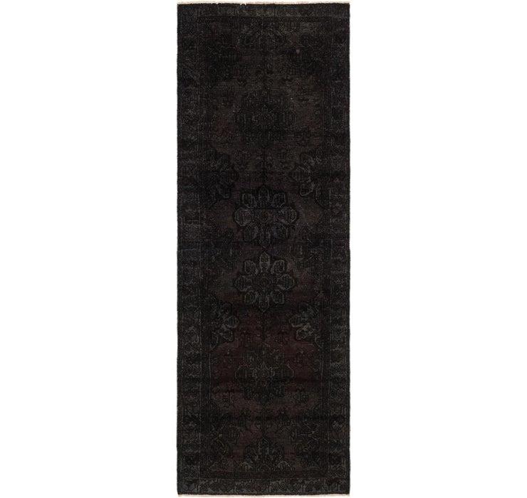 3' 2 x 9' 4 Ultra Vintage Persian R...