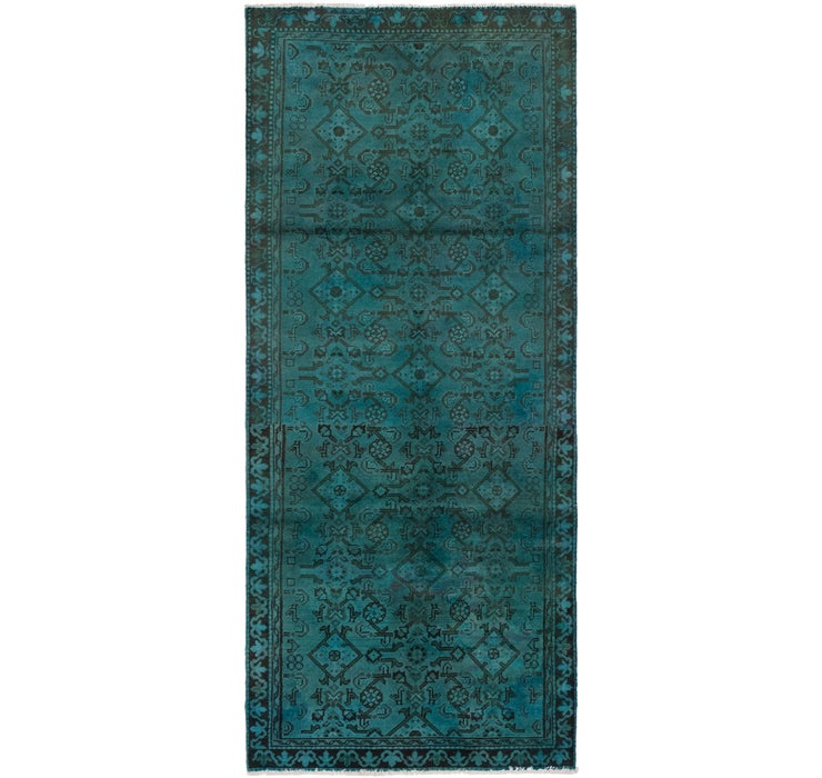 90cm x 215cm Ultra Vintage Persian R...