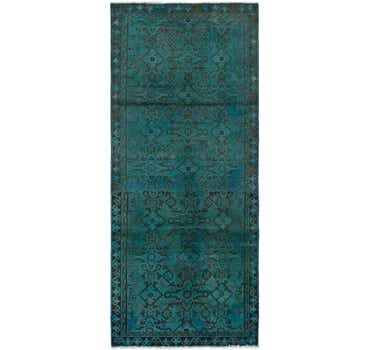Image of 2' 11 x 7' 1 Ultra Vintage Persian R...