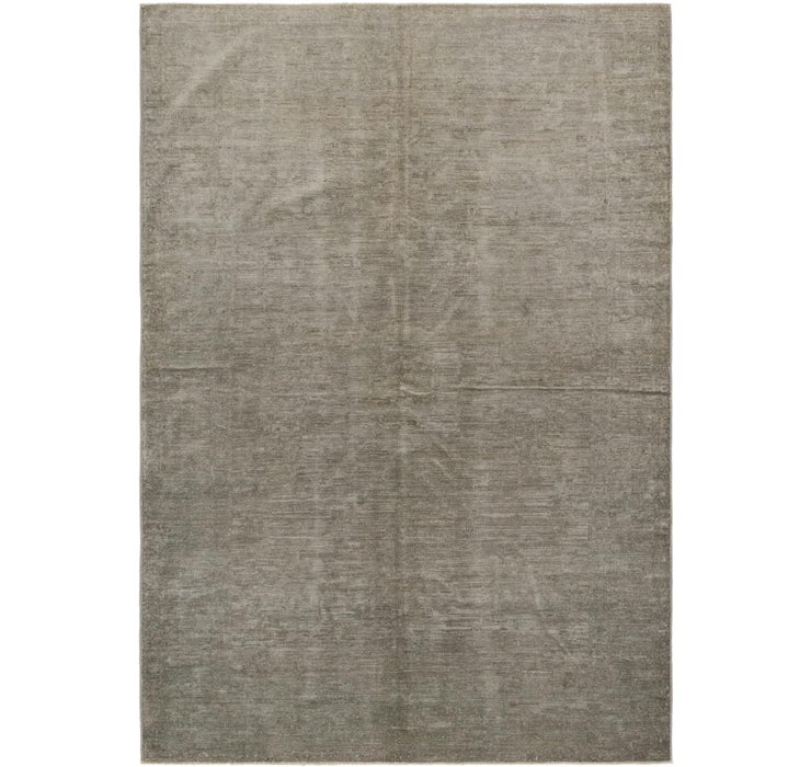 5' 3 x 7' 10 Over-Dyed Ziegler Rug