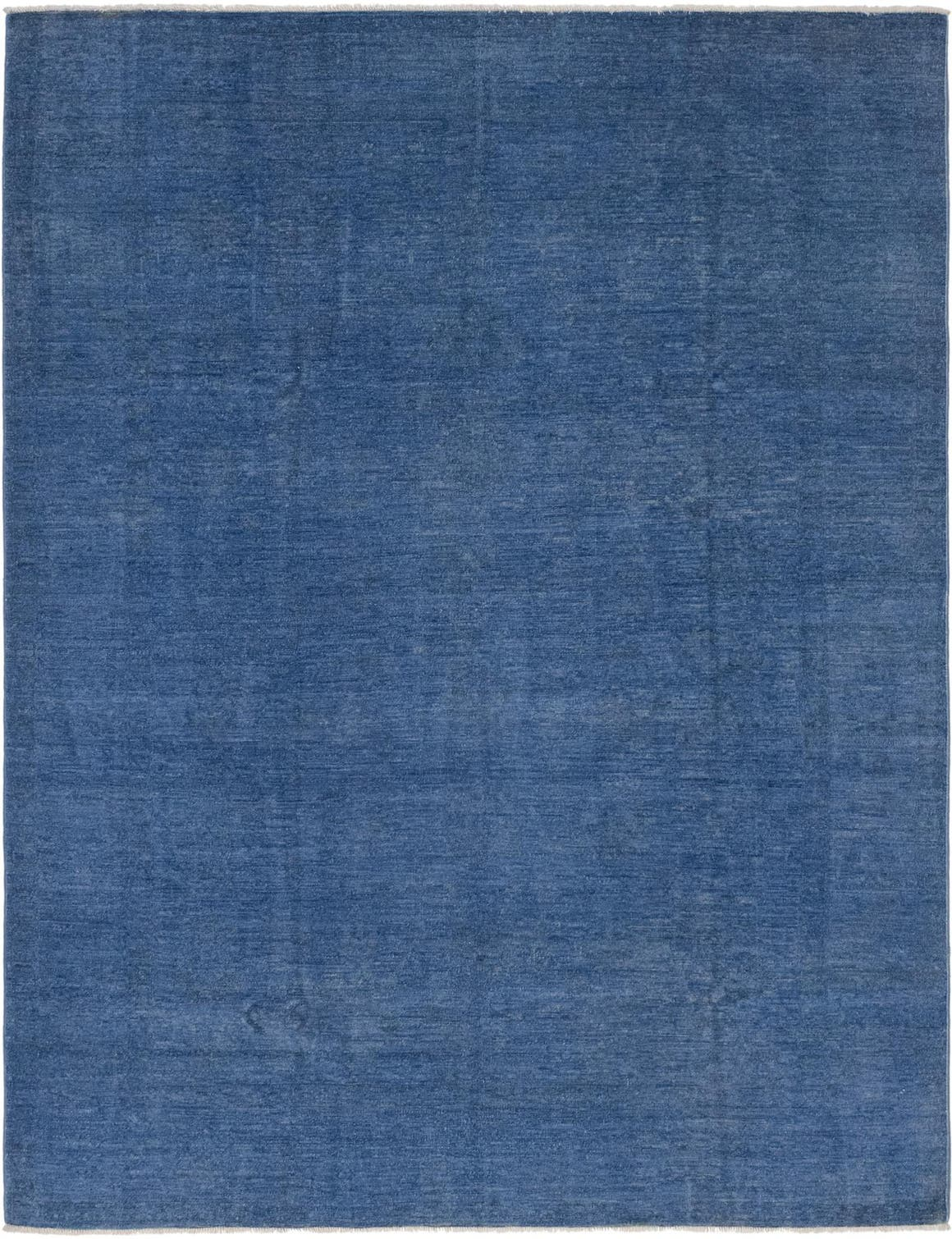 6' 1 x 7' 11 Over-Dyed Ziegler Rug main image