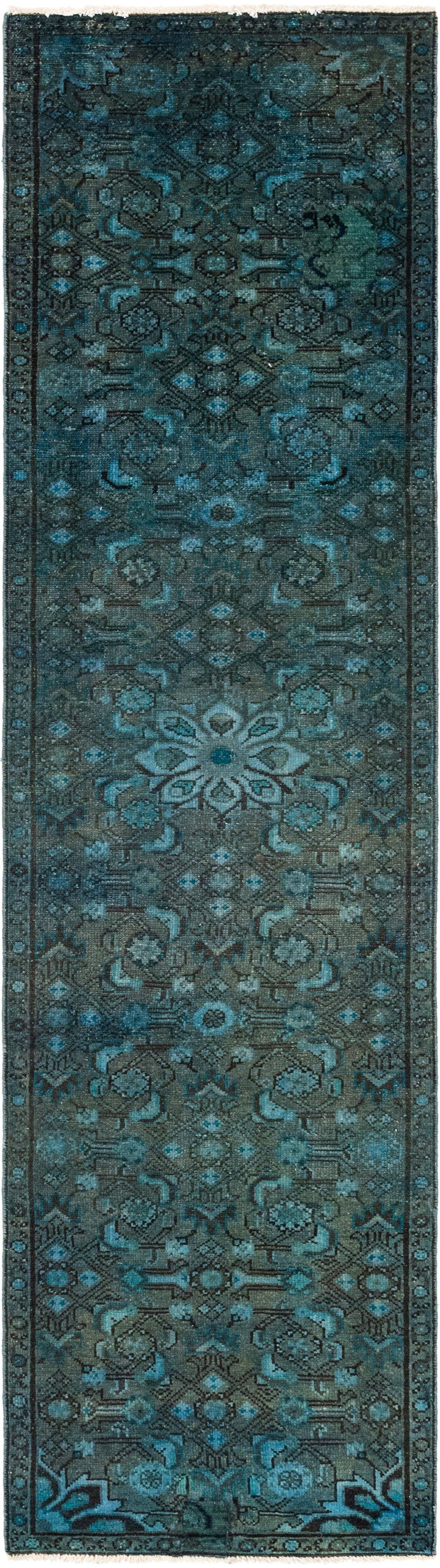 2' 3 x 8' 8 Ultra Vintage Persian Runner Rug main image