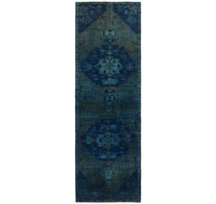 2' 6 x 8' 4 Ultra Vintage Persian R...