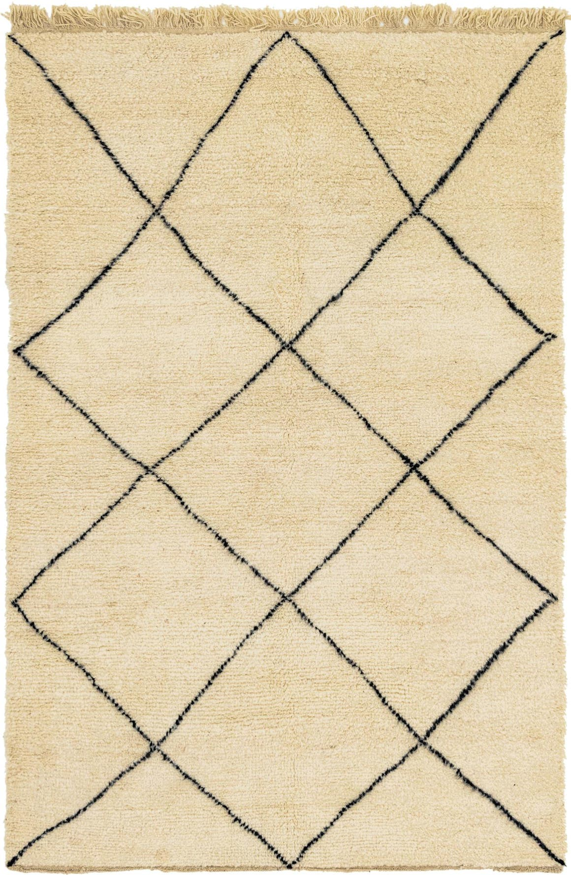 5' 5 x 7' 9 Moroccan Rug main image