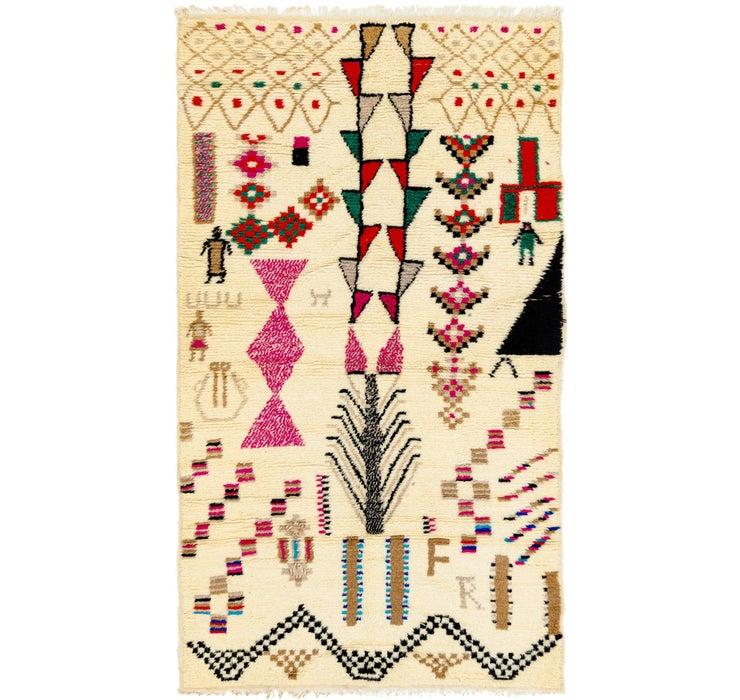 5' x 9' Moroccan Rug
