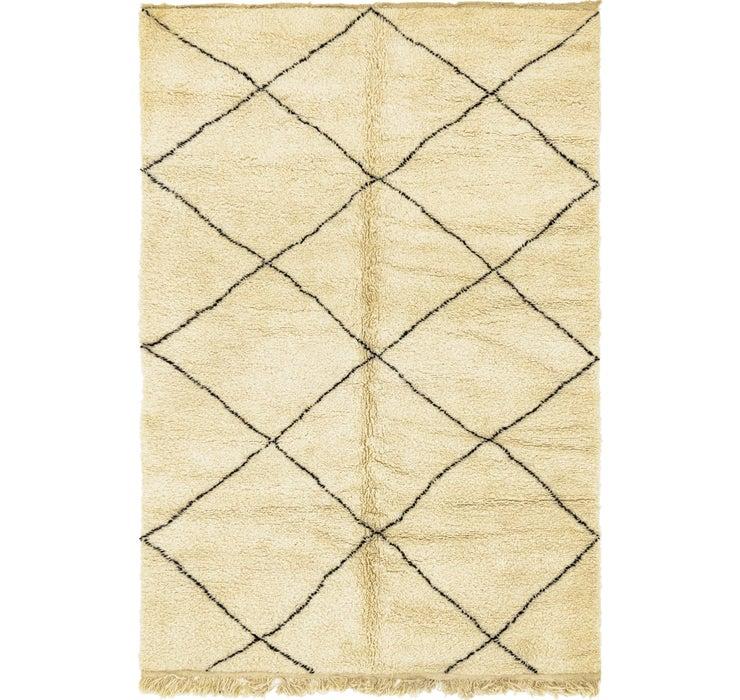 6' 5 x 10' 2 Moroccan Rug