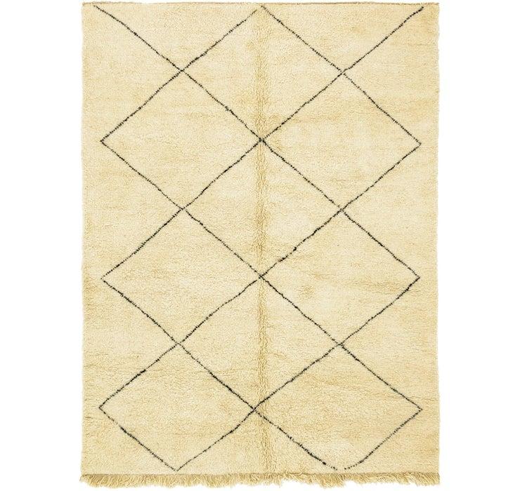 7' 1 x 9' 3 Moroccan Rug