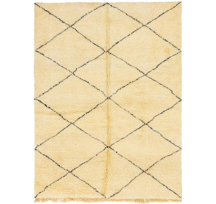 7' 1 x 9' 9 Moroccan Rug