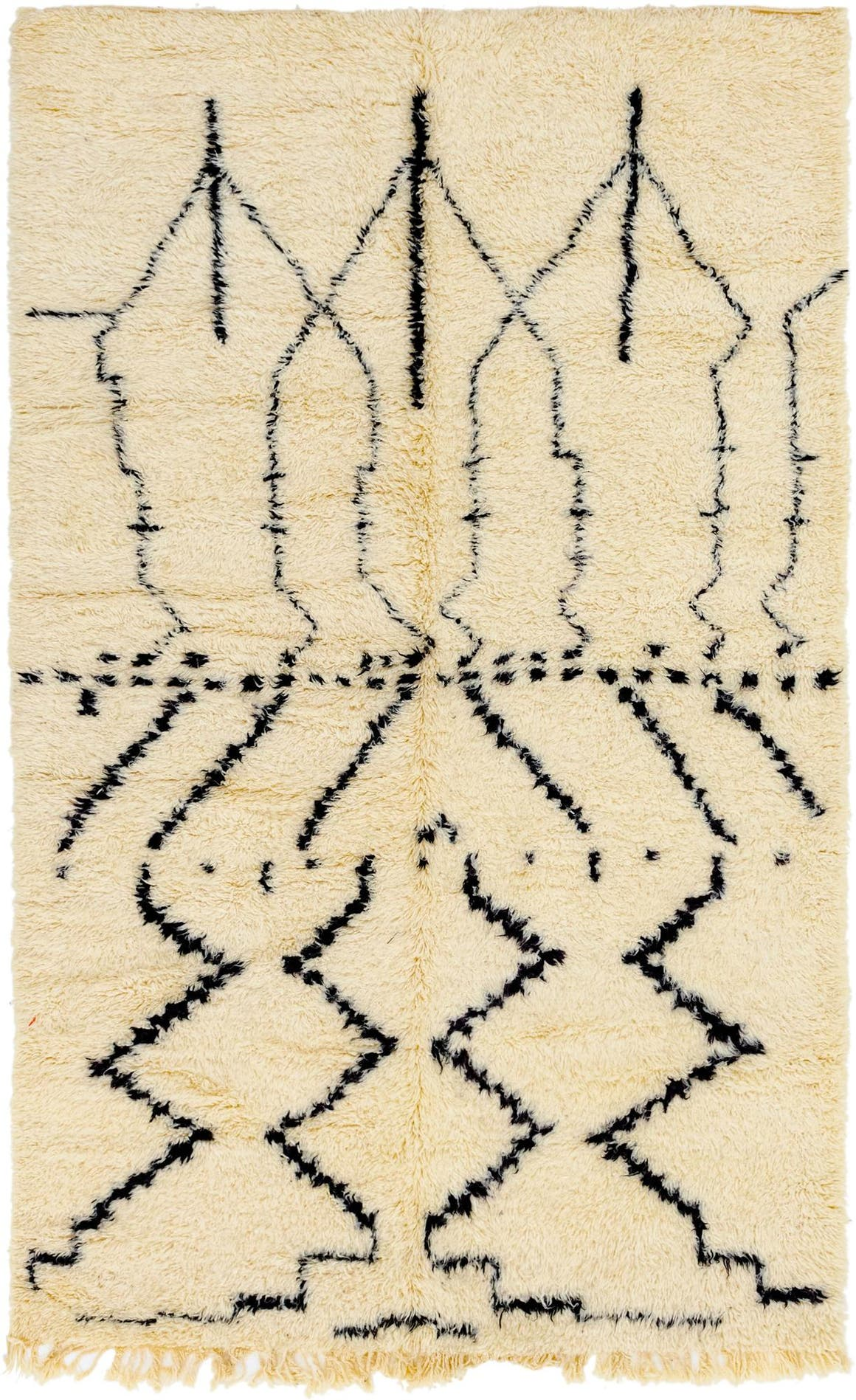 6' 5 x 10' 1 Moroccan Rug main image